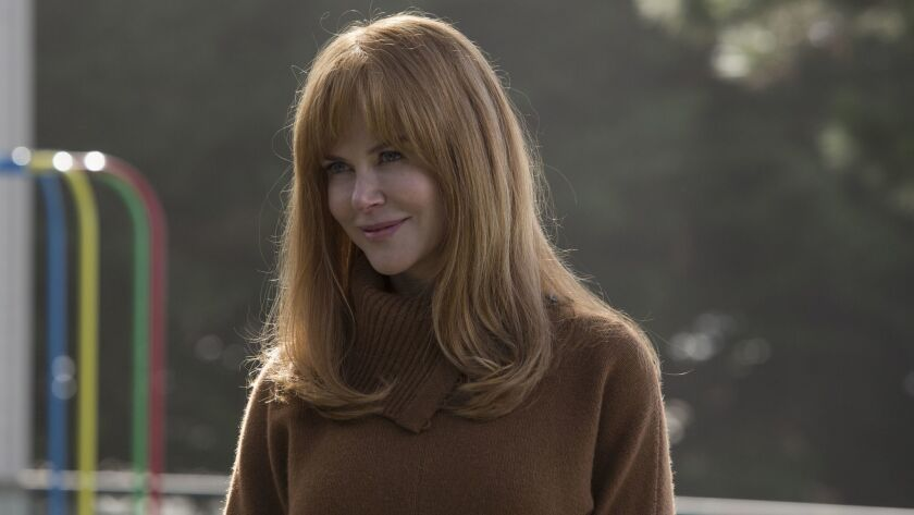 "Nicole Kidman as Celeste in ""Big Little Lies"""