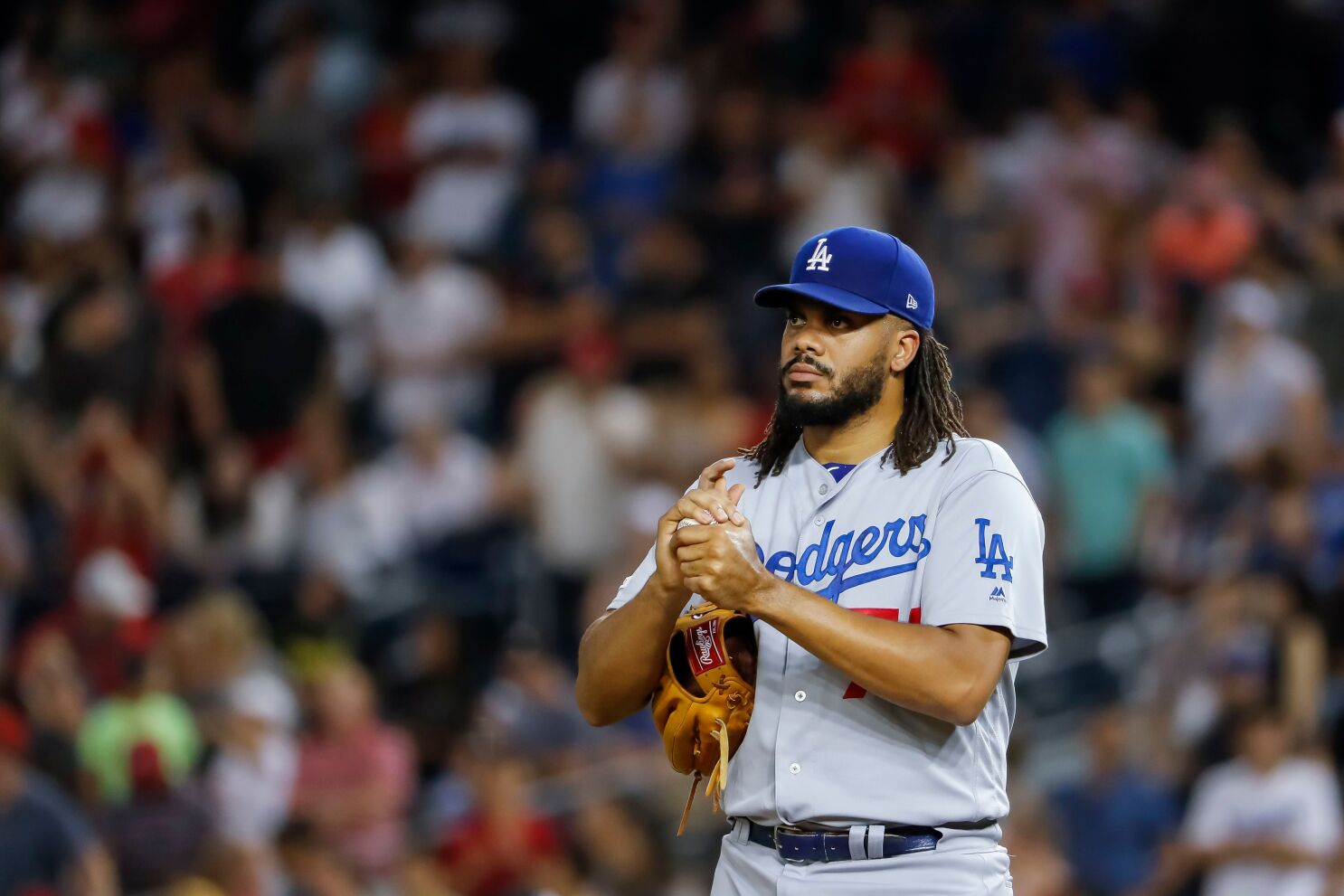 7c3d6f63 Dodgers Dugout: How does Kenley Jansen compare to other possible ...