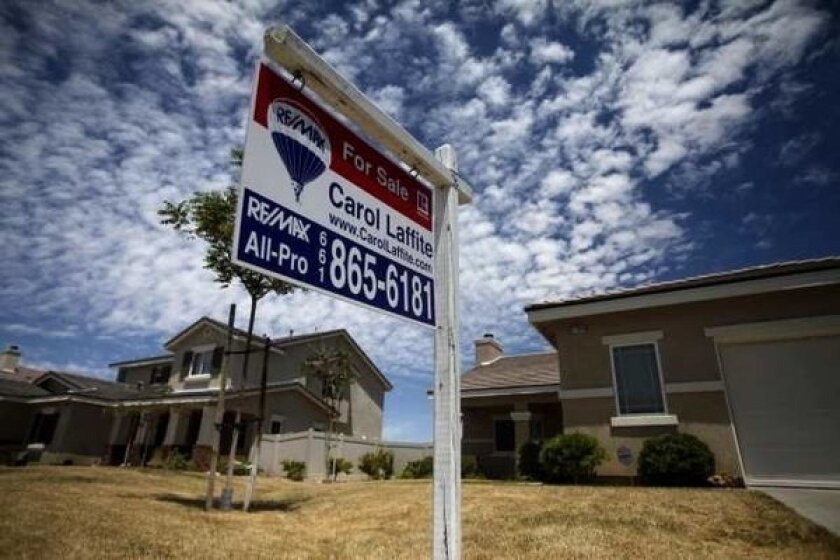 Home prices bottoming around the country, including in Los Angeles