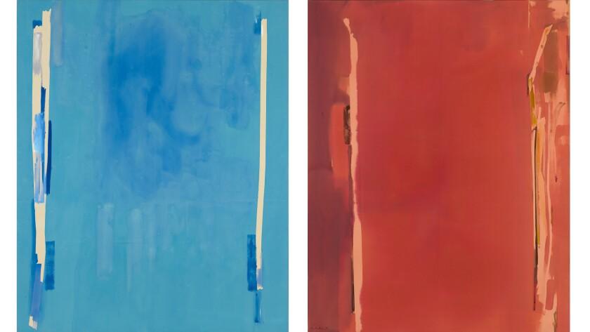 Helen Frankenthaler at Gagosian