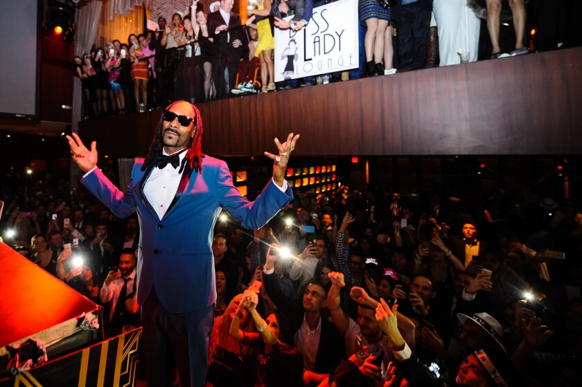 KAABOO Del Mar veteran Snoop Dogg is returning for an encore performance at the festival on Friday.
