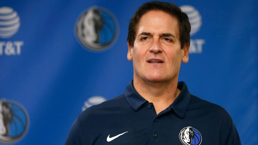 Mark Cuban, owner of the Dallas Mavericks, and Sen. Ted Cruz (R-Texas) ended up in a heated exchange on Twitter.