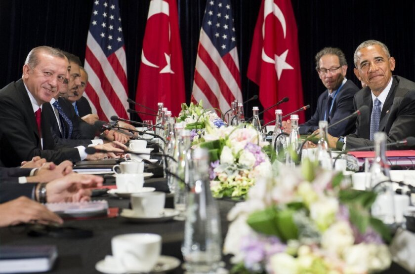 President Obama at Group of 20 leaders meeting in China