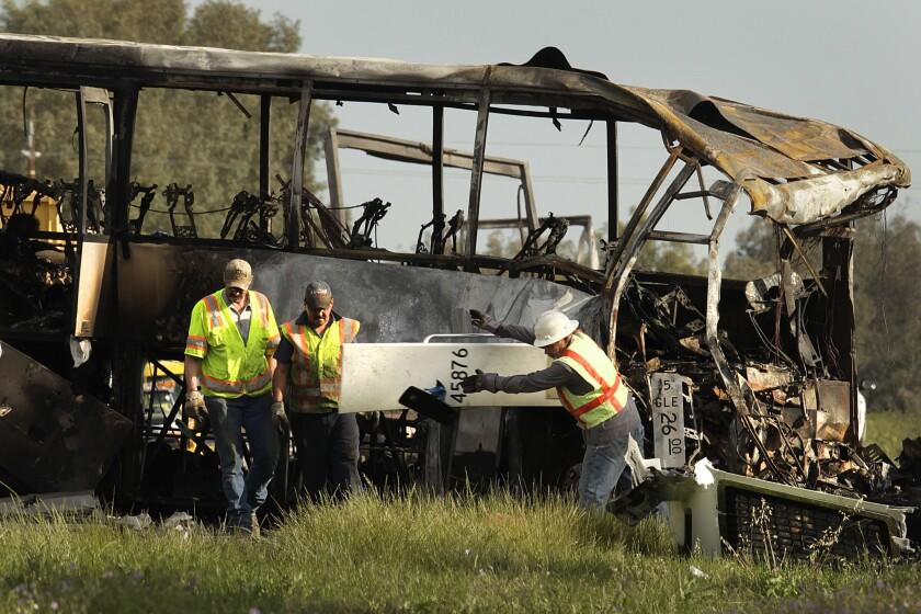 America's deadliest bus crashes