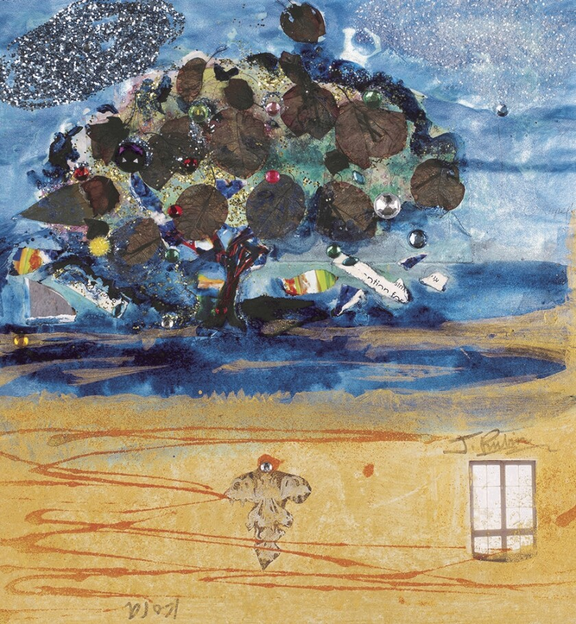 'Majestic Tree' by June Rubin