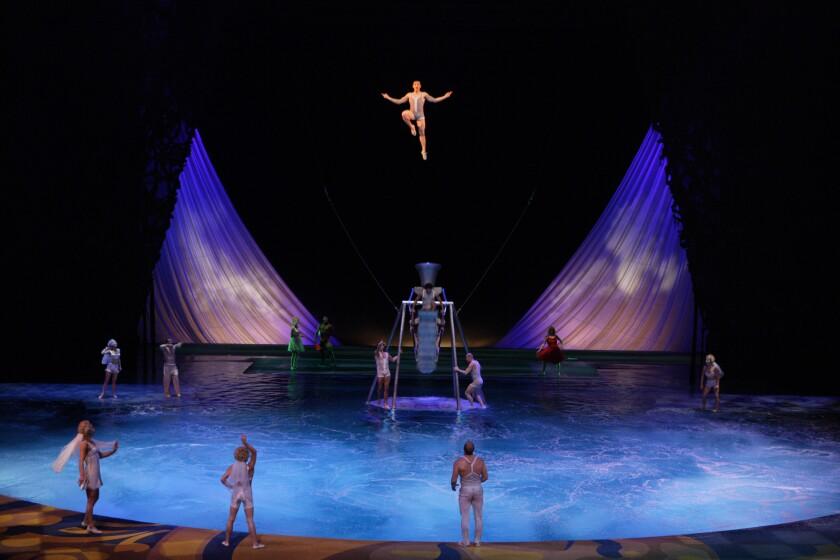 O by Cirque du Soleil