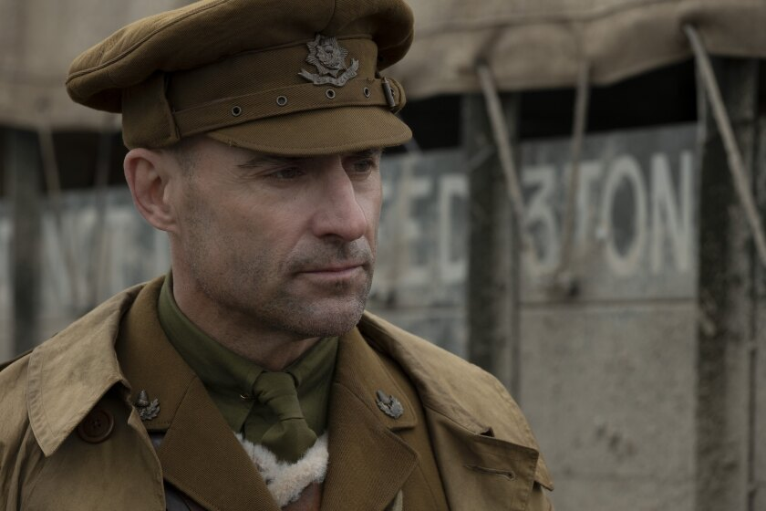 """Mark Strong in the movie """"1917."""""""