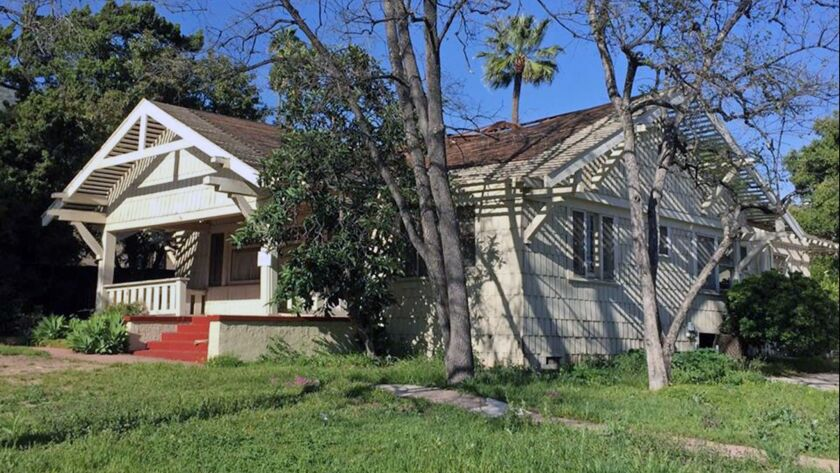 The City of Glendale filed a lawsuit Wednesday alleging owners of a potentially historic Glendale ho