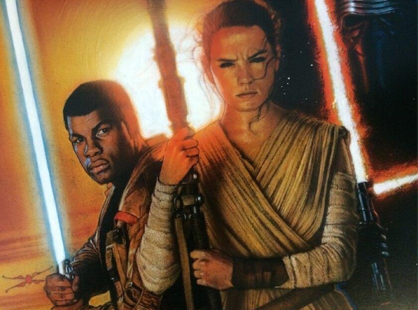 Drew Struzan returns to make a 'Star Wars: Episode VII'