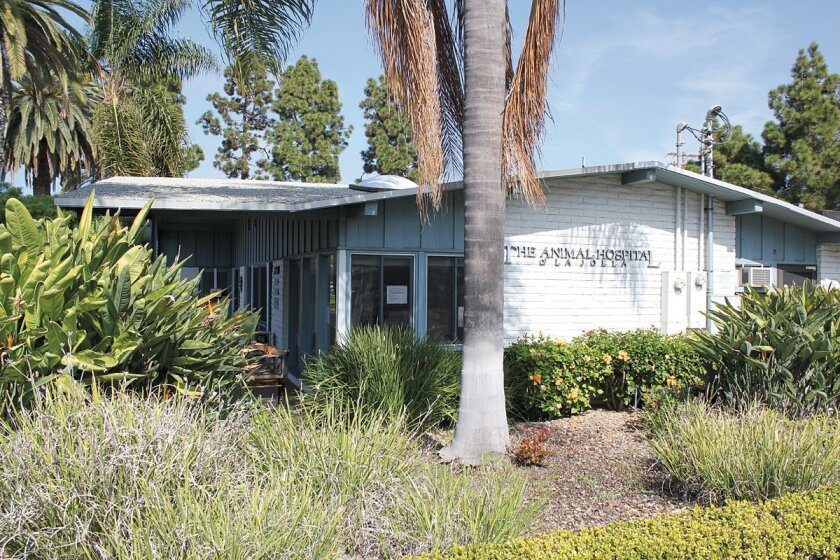 Animal Hospital of La Jolla will be moving from its location on Silver Street to 7517 Draper Ave.
