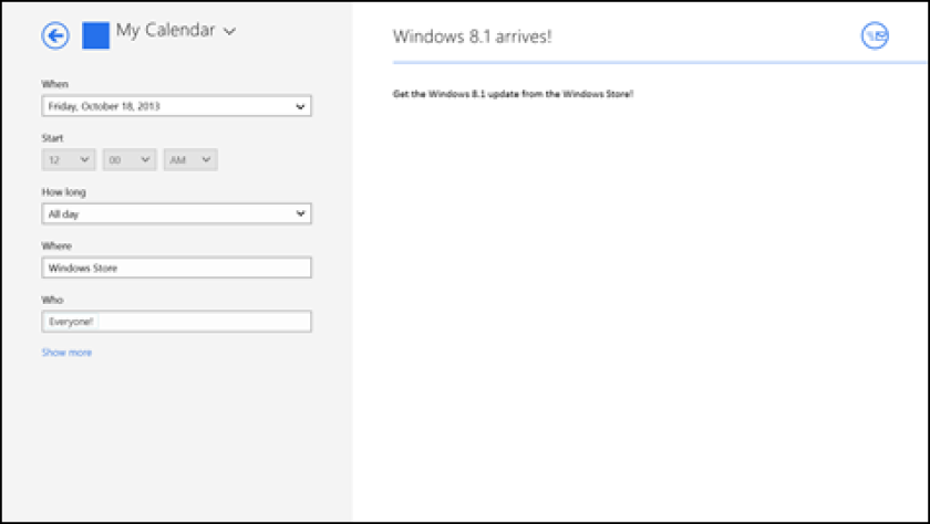 Microsoft to roll out Windows 8 1 on Oct  17 - Los Angeles Times