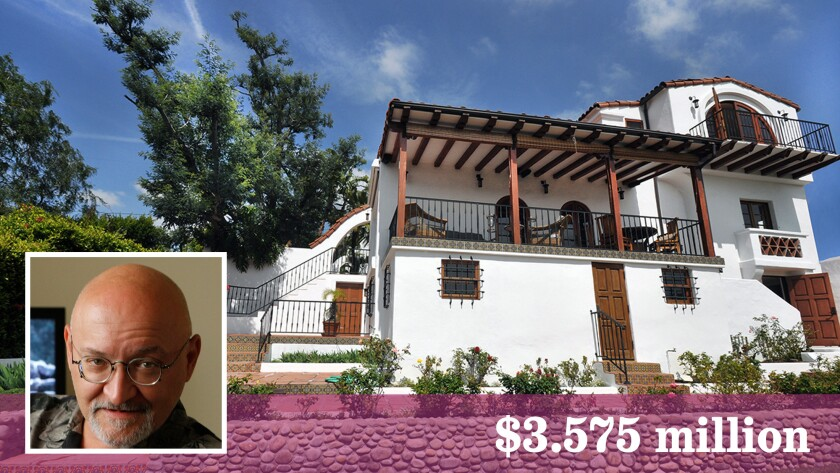 Director-producer-screenwriter Frank Darabont has sold his house in Los Feliz for $3.575 million.