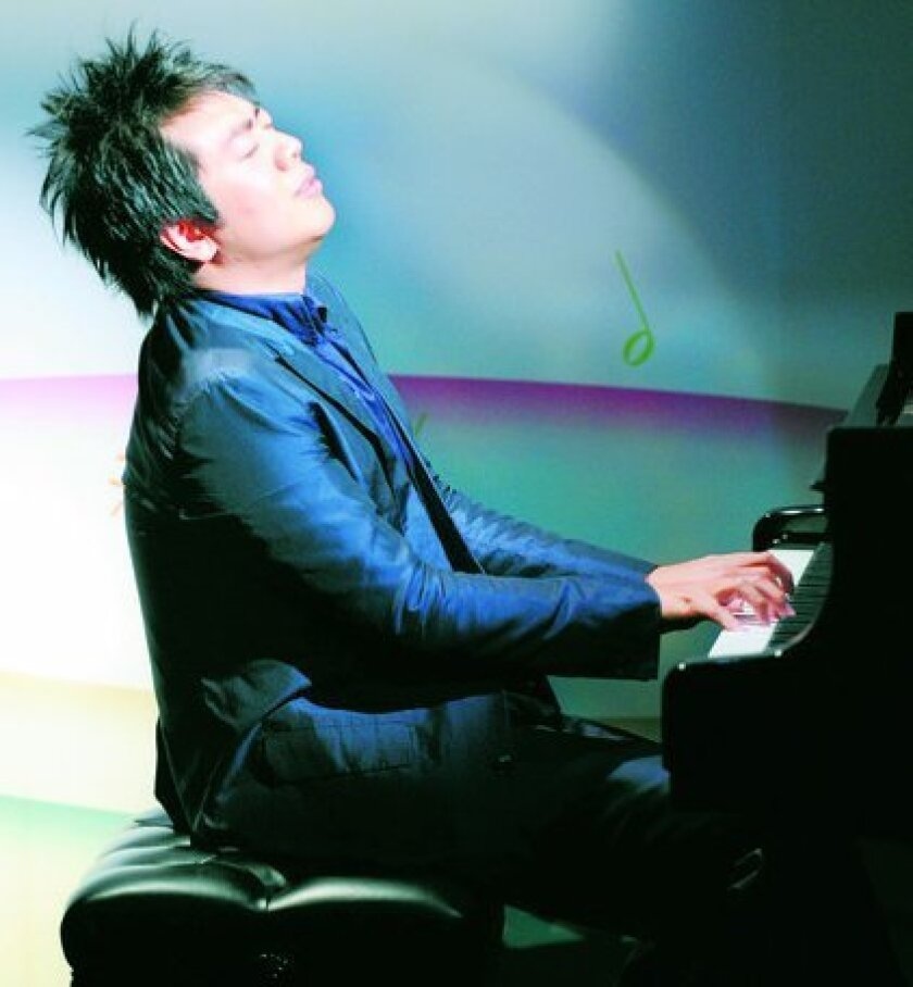 Lang Lang's success has had an effect on his home country of China, where more children have begun taking piano lessons. TORU YAMANAKA • AFP • Getty Images