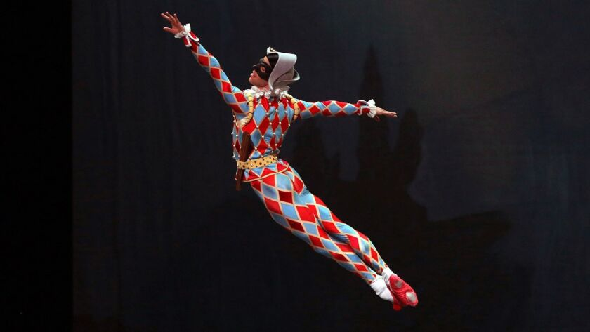 Harlequinade American Ballet Theatre