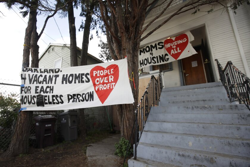 Evicted Oakland moms will get their house back after a deal with Redondo Beach company