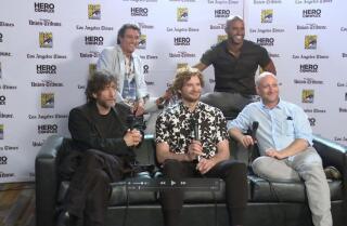 Cast of 'American Gods' drop divine secrets on the new Starz series