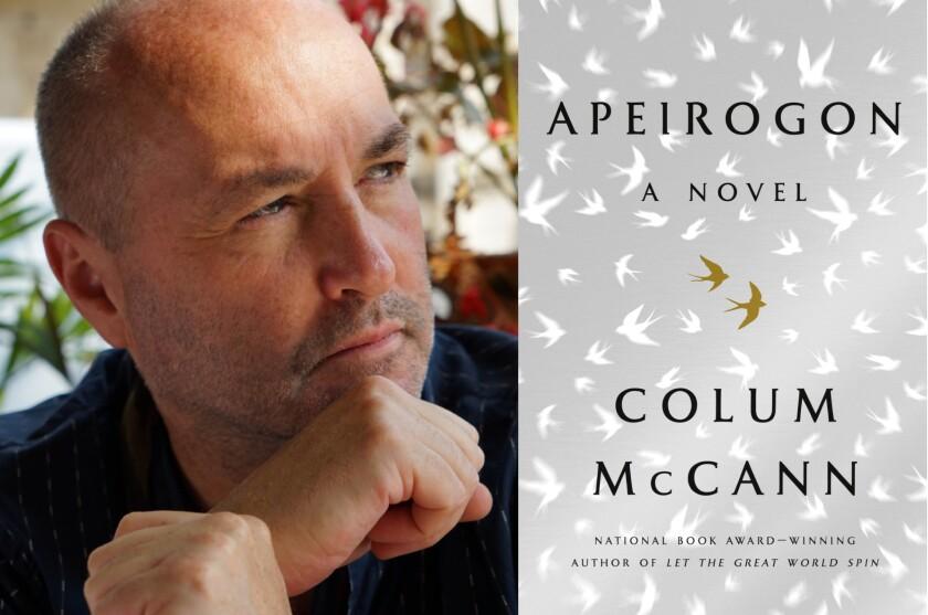 Author Colum McCann