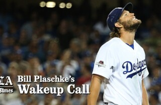 Bill Plaschke's Wakeup Call: Is the third time the charm for Kershaw?