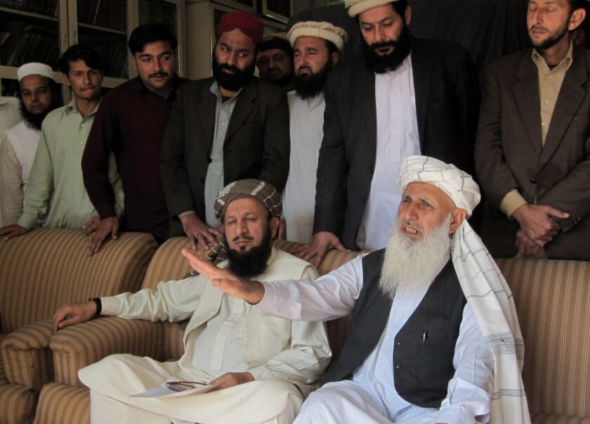 Pakistan Taliban peace talks