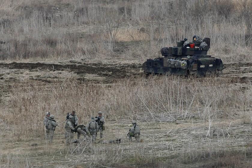 Stumbling into another Korean war