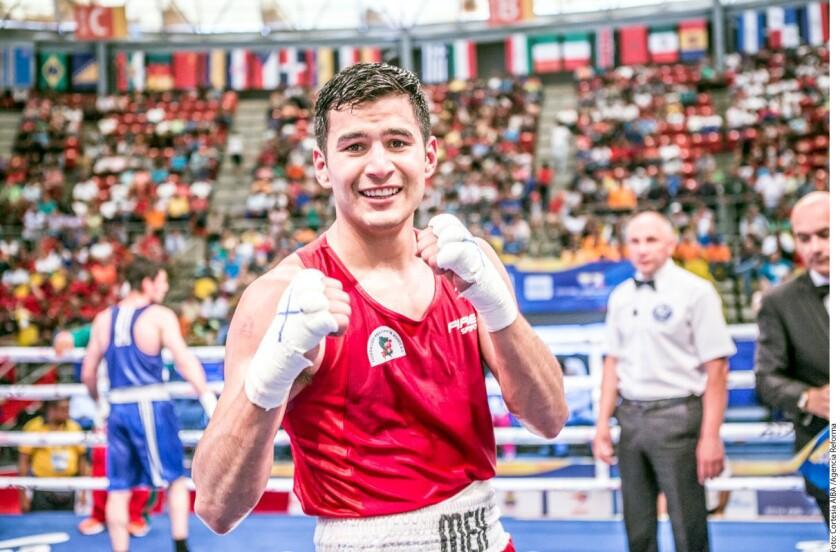 Tras obtener Joselito Velázquez esta tarde su pase a Río 2016, el equipo mexicano llegó a seis clasificados.
