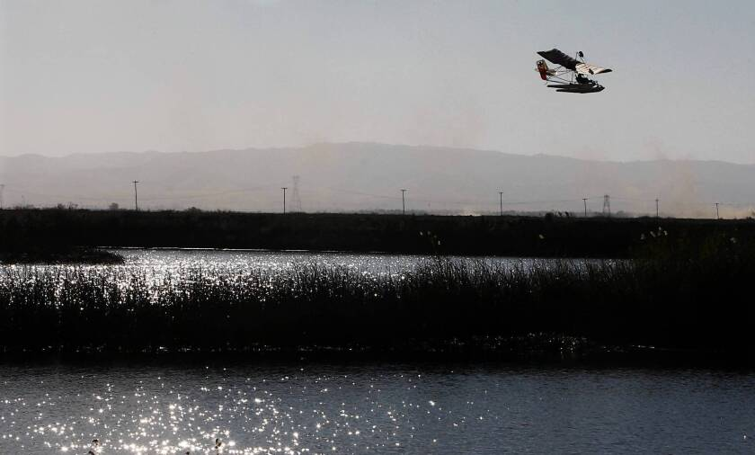 Environmental documents for proposed delta project criticized