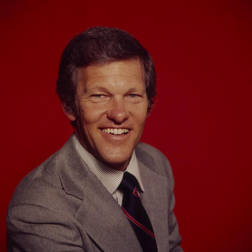 Tom Kennedy in 1974.