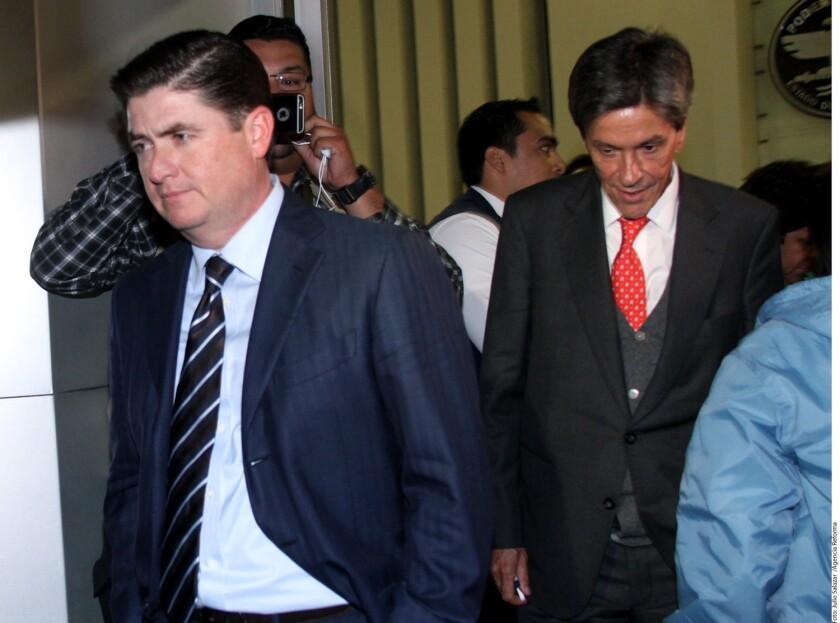 La prisión preventiva fue dictada a pesar de que la defensa de Rodrigo Medina alegó contar con una suspensión provisional de amparo que protegía su libertad personal.