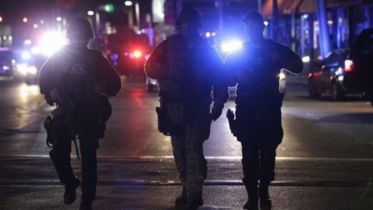 How a night of mayhem unfolded on social media - The San