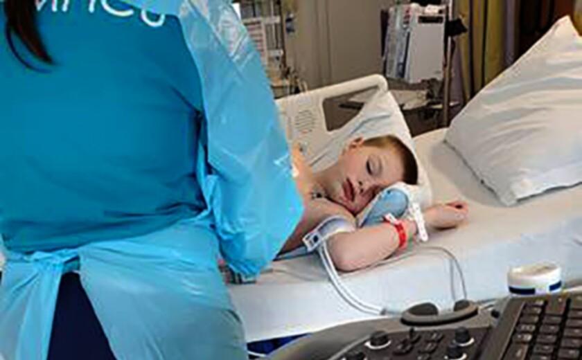 Virus Outbreak-Kids Rare Syndrome