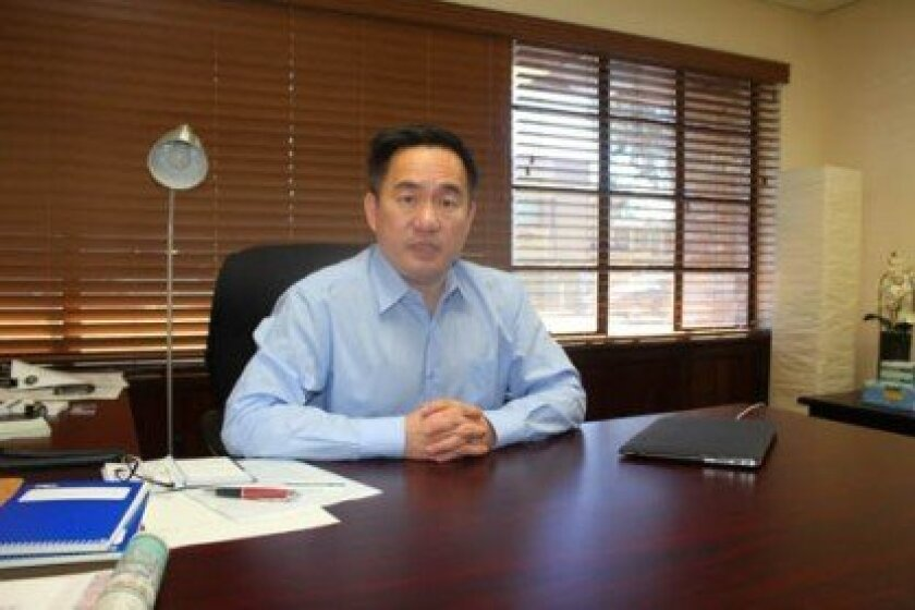 Dr. Thomas Yee has opened an office in the La Jolla Professional Building. He helps people recover from addition to opiates, while minimizing painful withdrawal symptoms