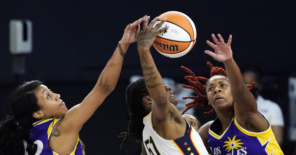 Even without Ogwumike sisters, Sparks rely on defense in preparation for Mystics