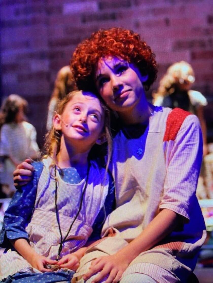 Annie Jr., The Musical