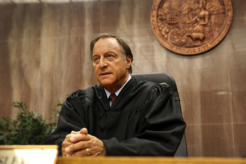 """For years, the Los Angeles County court system prided itself on providing full-service """"neighborhood courts"""" across the county, said David Wesley, the presiding judge. But, he said, the budget cuts mean the system simply does not have the resources to continue to provide the same level of services."""