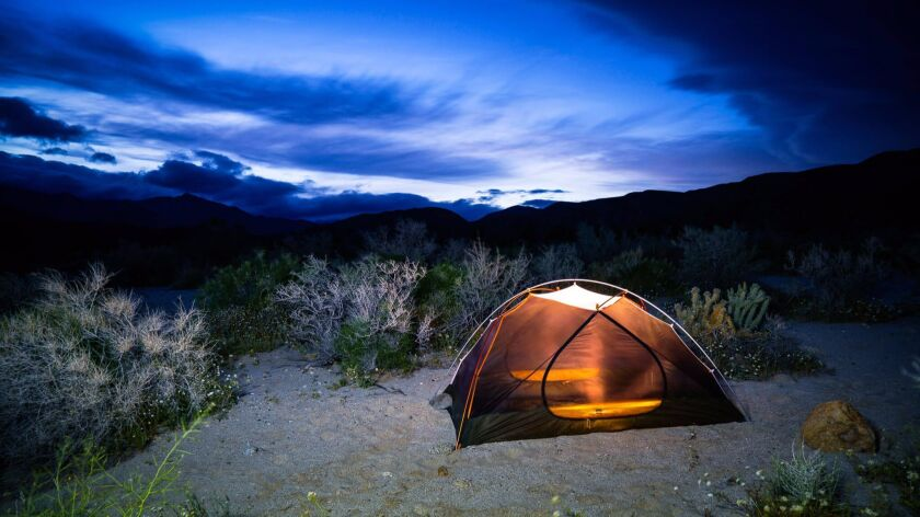 There S A New Go To Website To Reserve Campsites And Tours At California State Parks Los Angeles Times