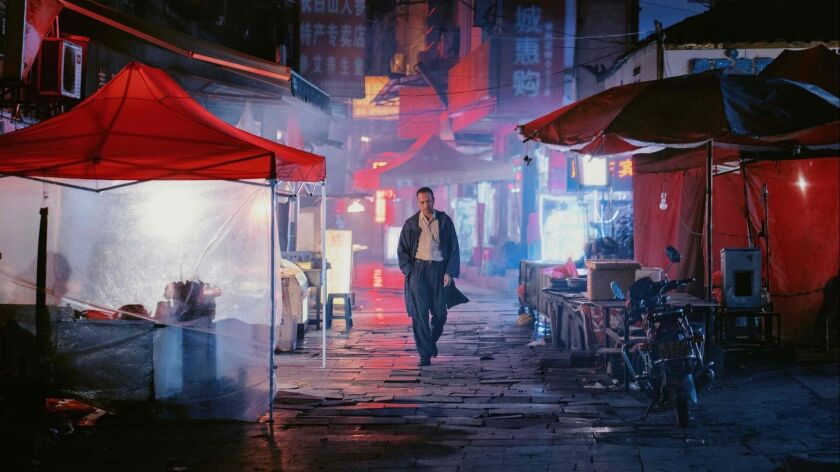 Jue Huang stars in <em>Long Day's Journey Into Night, </em>which features an extended 3D sequence