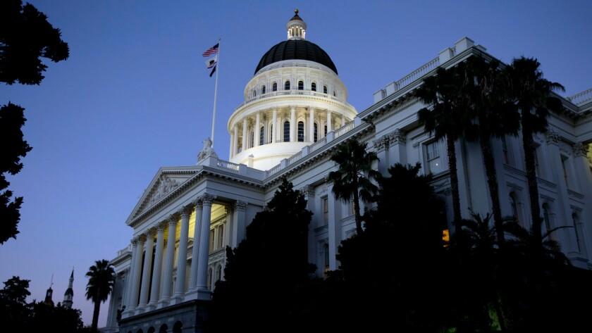 Hundreds of thousands of dollars in gifts were accepted by California state lawmakers last year.
