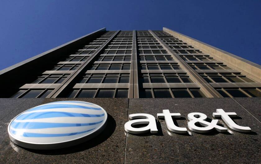 One AT&T; customer's monthly cost of measured land-line service soared more than 260% over six years.