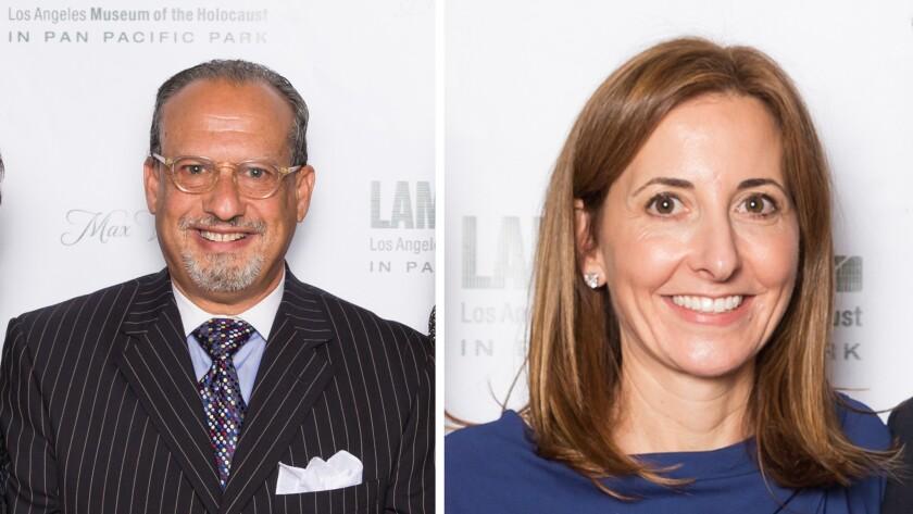 Paul Nussbaum and Beth Kean