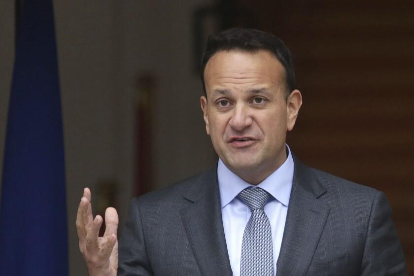IRLANDA POLITICA