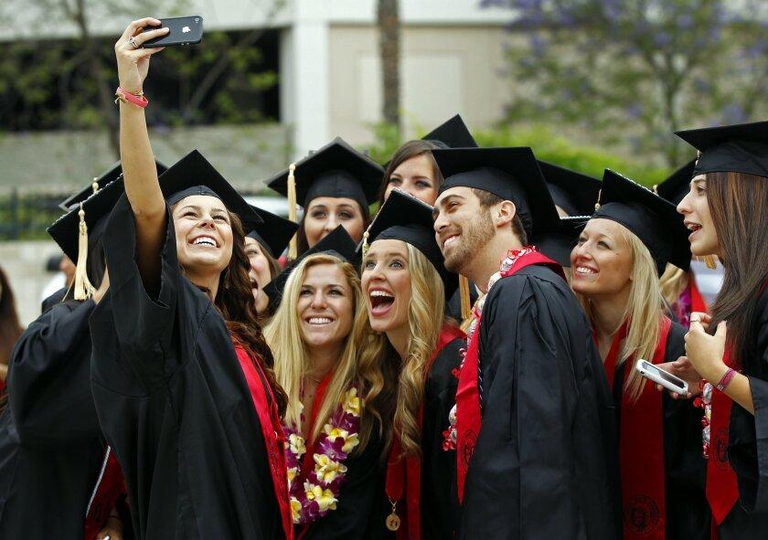 Graduación SDSU