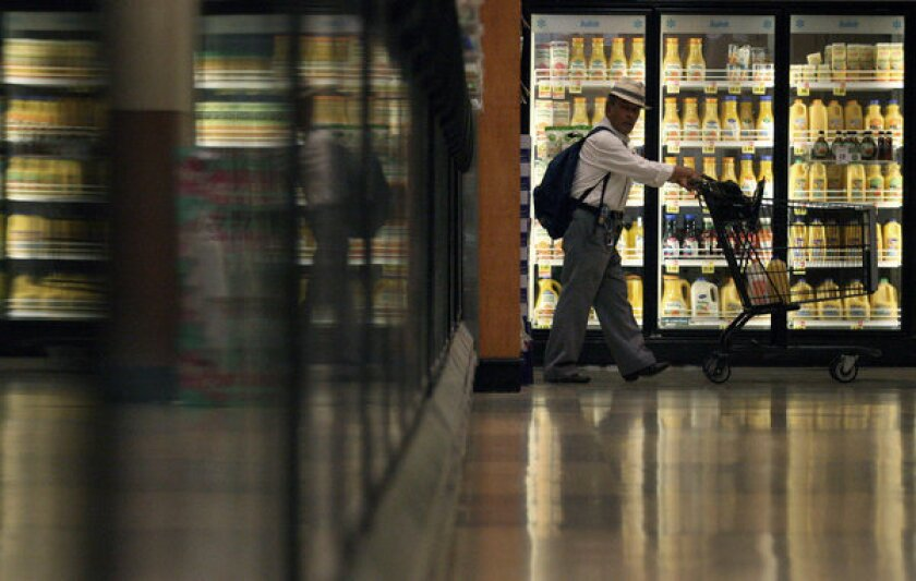 Poor, mostly black areas face supermarket 'double jeopardy'