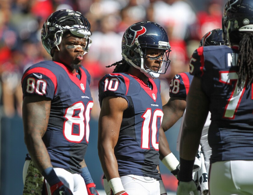 size 40 7142c 00591 Ravens to square off with Texans' talented receiving tandem ...