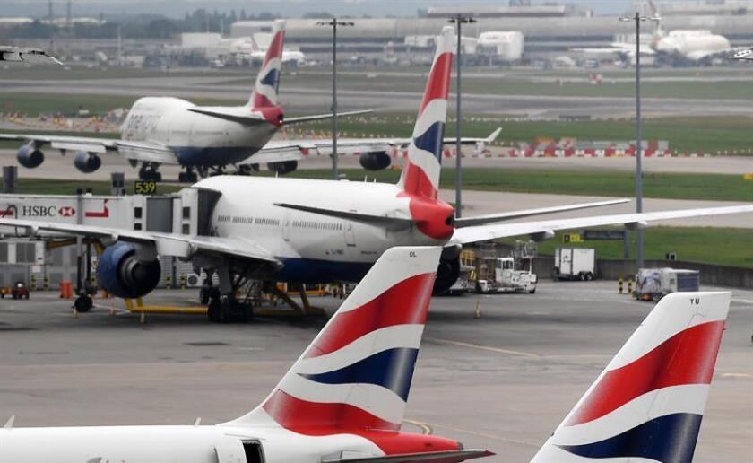 La huelga de BA cancela casi todos los vuelos y afecta a 195.000 pasajeros