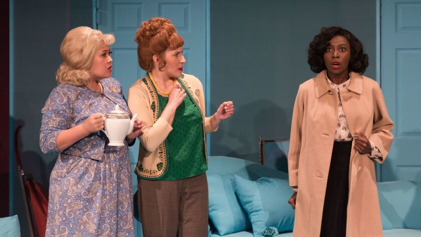 """Bliss (or Emily Post is Dead!)"" at Moxie Theatre"