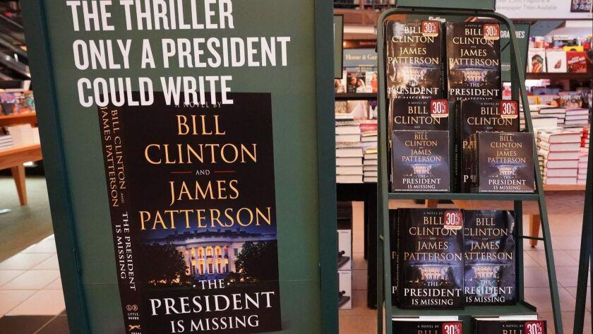 US-BOOK-BILL CLINTON