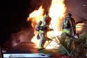 Fire At Bay Park Home Causes $650,000 In Damage