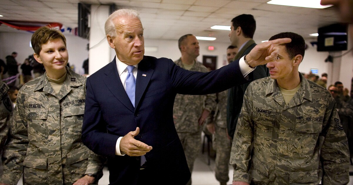 'It is time to end America's longest war.' Biden to announce U.S. troops will leave Afghanistan by Sept. 11