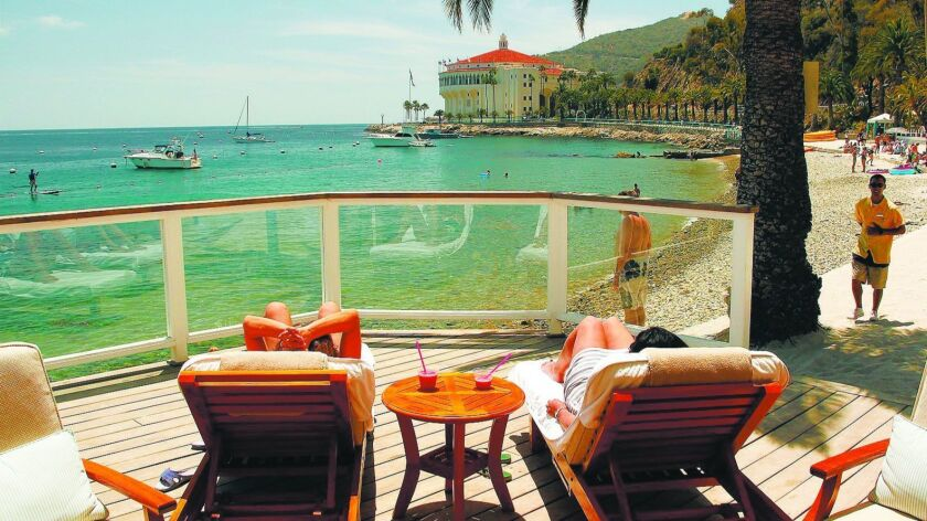 A private cabana at Descanso Beach is a worthwhile treat.