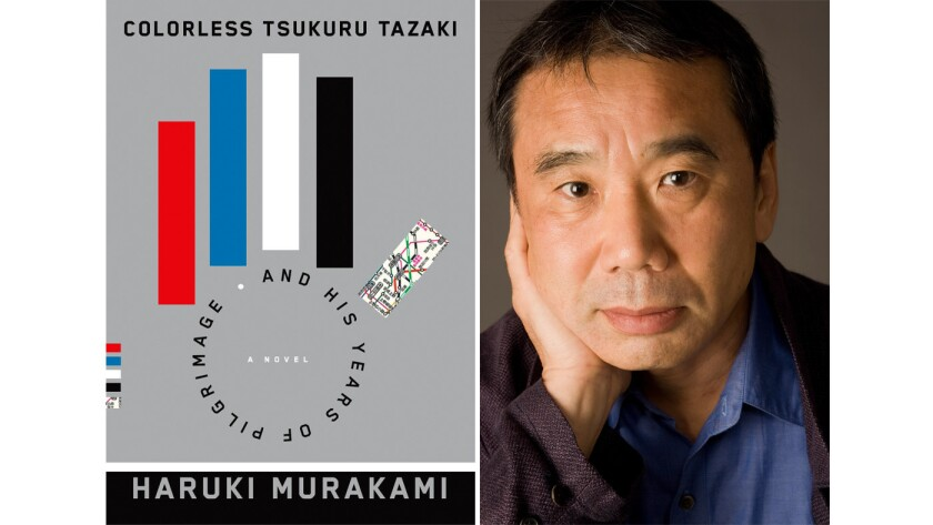 Author Haruki Murakami
